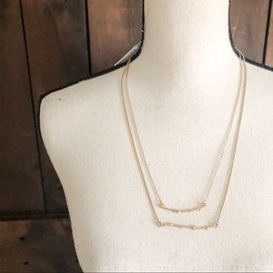 BANCROFT Wendy Layered Branch Necklace